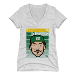 Daniel Mengden Women's V-Neck T-Shirt | 500 LEVEL