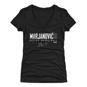 Boban Marjanovic Women's V-Neck T-Shirt | 500 LEVEL