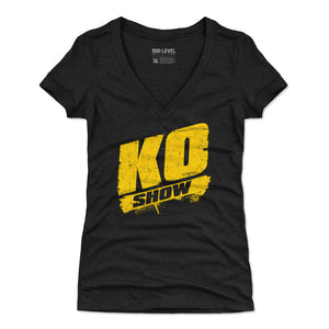 Kevin Owens Women's V-Neck T-Shirt | 500 LEVEL