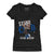 Stone Cold Steve Austin Women's V-Neck T-Shirt | 500 LEVEL