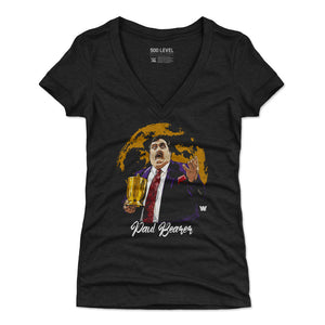 Paul Bearer Women's V-Neck T-Shirt | 500 LEVEL