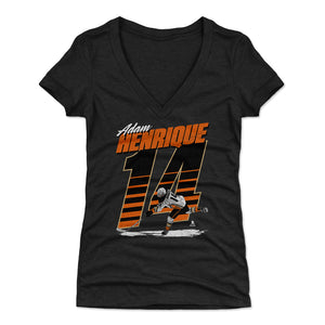 Adam Henrique Women's V-Neck T-Shirt | 500 LEVEL