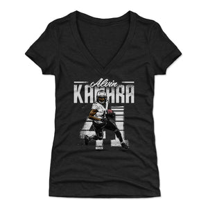 Alvin Kamara Women's V-Neck T-Shirt | 500 LEVEL