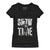 Big Show Women's V-Neck T-Shirt | 500 LEVEL