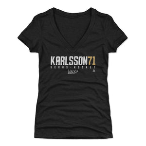William Karlsson Women's V-Neck T-Shirt | 500 LEVEL