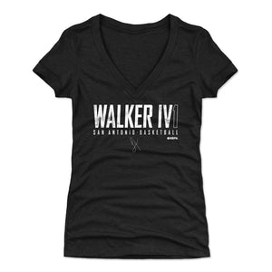 Lonnie Walker IV Women's V-Neck T-Shirt | 500 LEVEL