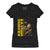 Cactus Jack Women's V-Neck T-Shirt | 500 LEVEL
