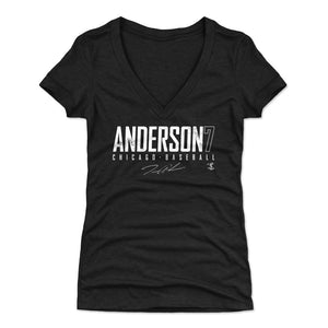 Tim Anderson Women's V-Neck T-Shirt | 500 LEVEL