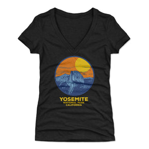Yosemite Women's V-Neck T-Shirt | 500 LEVEL