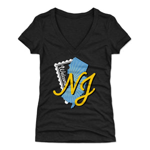 New Jersey Women's V-Neck T-Shirt | 500 LEVEL