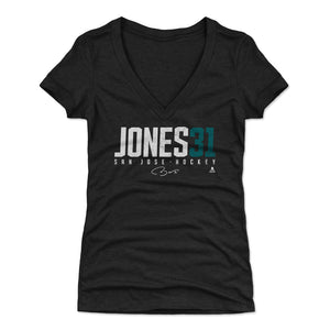 Martin Jones Women's V-Neck T-Shirt | 500 LEVEL
