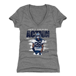 Donte Jackson Women's V-Neck T-Shirt | 500 LEVEL