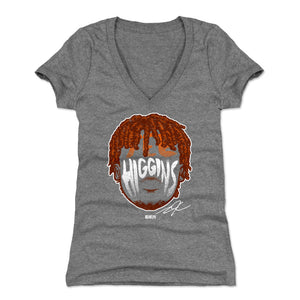 Tee Higgins Women's V-Neck T-Shirt | 500 LEVEL