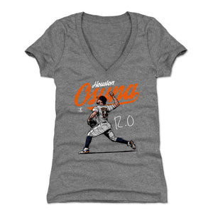 Roberto Osuna Women's V-Neck T-Shirt | 500 LEVEL