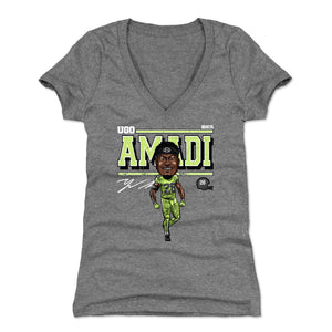 Ugo Amadi Women's V-Neck T-Shirt | 500 LEVEL