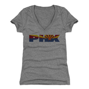 Phoenix Women's V-Neck T-Shirt | 500 LEVEL