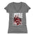 George Kittle Women's V-Neck T-Shirt | 500 LEVEL