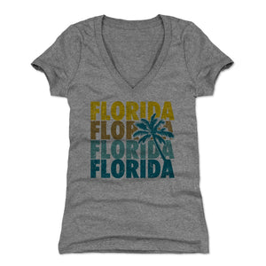 Florida Women's V-Neck T-Shirt | 500 LEVEL