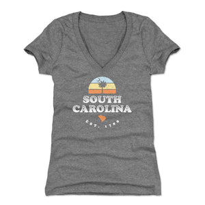 South Carolina Women's V-Neck T-Shirt | 500 LEVEL