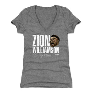 Zion Williamson Women's V-Neck T-Shirt | 500 LEVEL