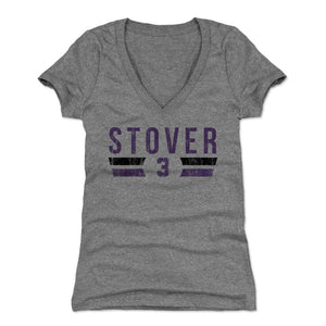 Matt Stover Women's V-Neck T-Shirt | 500 LEVEL