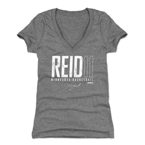 Naz Reid Women's V-Neck T-Shirt | 500 LEVEL