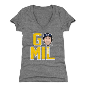 Josh Lindblom Women's V-Neck T-Shirt | 500 LEVEL