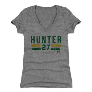 Catfish Hunter Women's V-Neck T-Shirt | 500 LEVEL