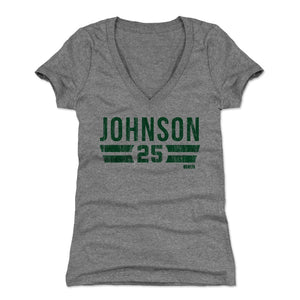 Ty Johnson Women's V-Neck T-Shirt | 500 LEVEL
