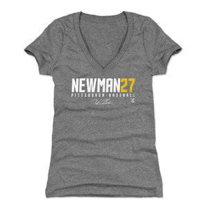 Kevin Newman Women's V-Neck T-Shirt | 500 LEVEL