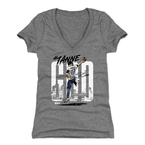 Ryan Tannehill Women's V-Neck T-Shirt | 500 LEVEL