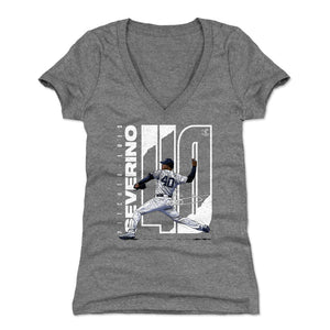Luis Severino Women's V-Neck T-Shirt | 500 LEVEL