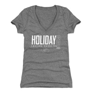 Justin Holiday Women's V-Neck T-Shirt | 500 LEVEL