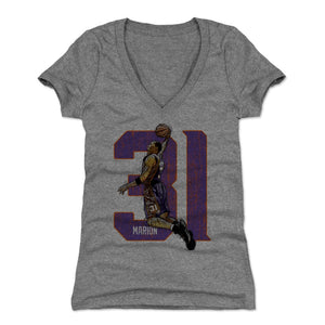 Shawn Marion Women's V-Neck T-Shirt | 500 LEVEL