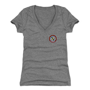 Oklahoma Women's V-Neck T-Shirt | 500 LEVEL