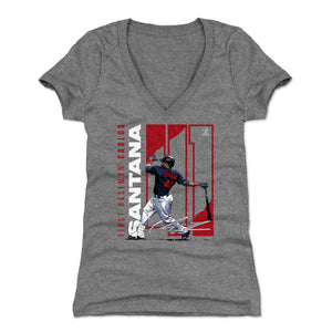 Carlos Santana Women's V-Neck T-Shirt | 500 LEVEL