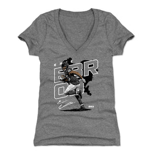 Eric Ebron Women's V-Neck T-Shirt | 500 LEVEL