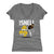 Blake Snell Women's V-Neck T-Shirt | 500 LEVEL