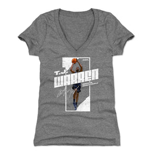 T.J. Warren Women's V-Neck T-Shirt | 500 LEVEL