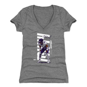 Marlon Humphrey Women's V-Neck T-Shirt | 500 LEVEL