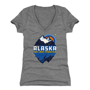 Alaska Women's V-Neck T-Shirt | 500 LEVEL