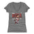 Nick Bosa Women's V-Neck T-Shirt | 500 LEVEL