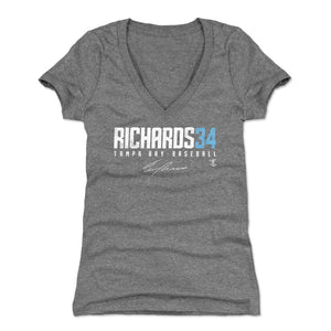 Trevor Richards Women's V-Neck T-Shirt | 500 LEVEL