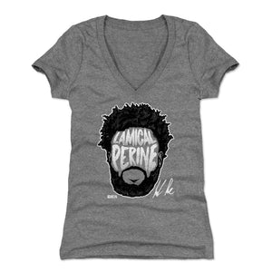 La'Mical Perine Women's V-Neck T-Shirt | 500 LEVEL