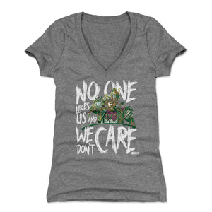 Jason Kelce Women's V-Neck T-Shirt | 500 LEVEL