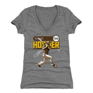 Eric Hosmer Women's V-Neck T-Shirt | 500 LEVEL