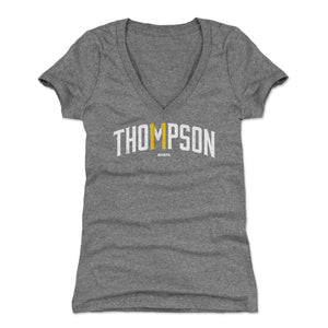 Klay Thompson Women's V-Neck T-Shirt | 500 LEVEL