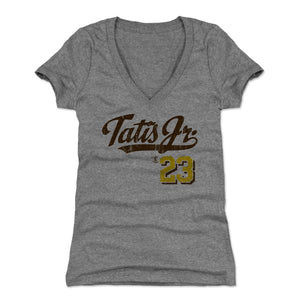 Fernando Tatis Jr. Women's V-Neck T-Shirt | 500 LEVEL