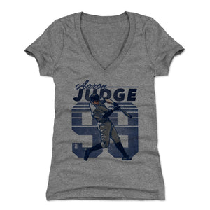 Aaron Judge Women's V-Neck T-Shirt | 500 LEVEL
