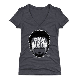 Jamal Murray Women's V-Neck T-Shirt | 500 LEVEL